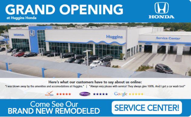 Wonderful Honda Service Center Grand Opening | Huggins Honda Serving Fort Worth TX