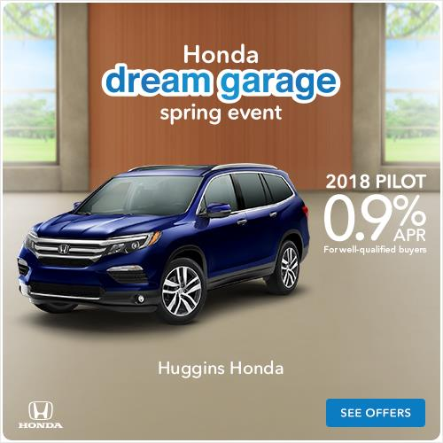 Honda Pilot Finance Offer near Fort Worth TX