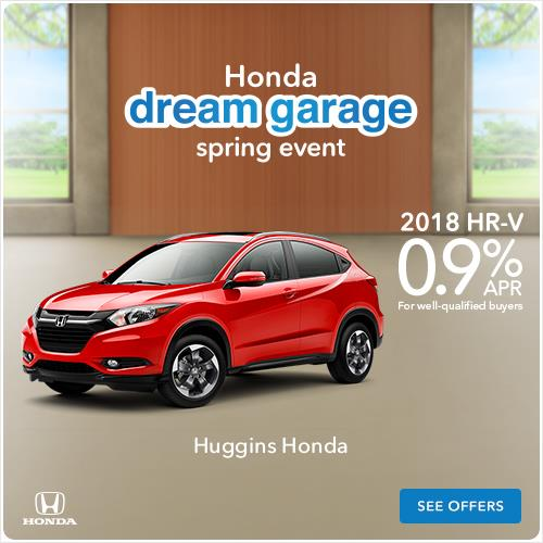 2018 Honda HR-V Finance Offer near Fort Worth TX