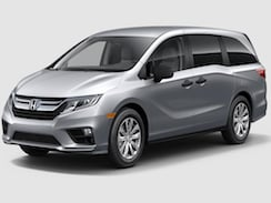2018 Honda Odyssey Dealer Near Fort Worth TX