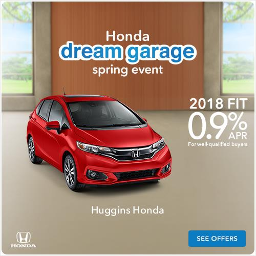 2018 Honda Fit Finance Offer Near Fort Worth TX