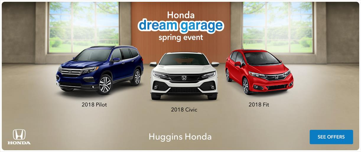 Honda Dream Garage Sale Near Fort Worth TX