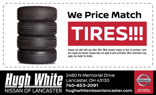Nissan Tire Price