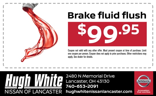 Nissan Brake Fluid Flush