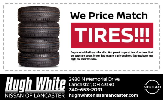 Nissan Tire Price