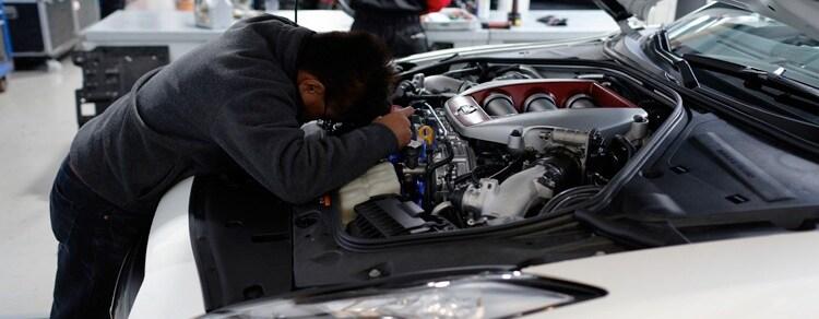 Nissan Service At Hummel S Nissan Nissan Car Repair In