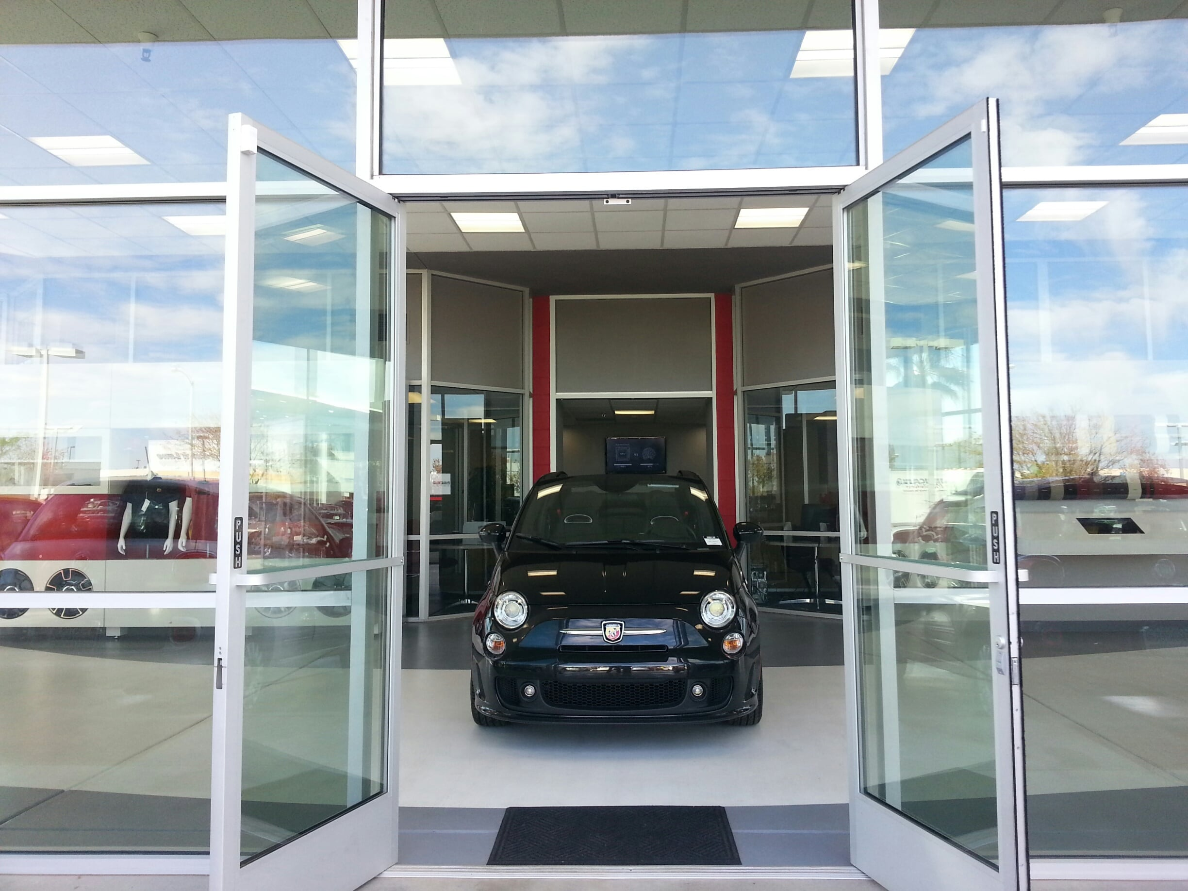 FIAT Dealership in Lancaster, CA | Hunter FIAT