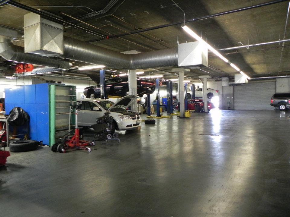 FIAT Service Center in Lancaster, CA at Hunter FIAT