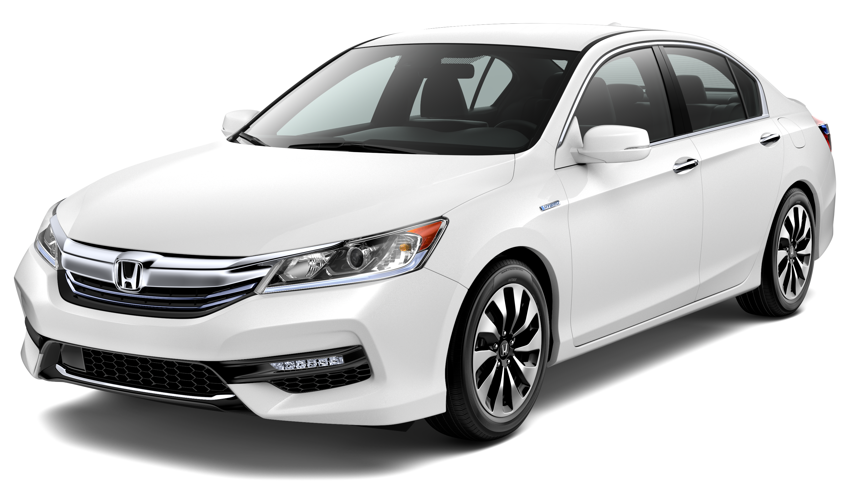 New 2017 honda accord hybrid sedans in huntington ny for Honda accord base model