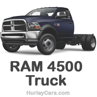 Ram 4500 Pick-Up Trucks For Sale