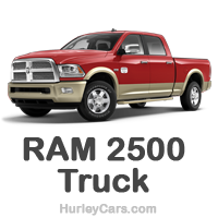 Ram 2500 Pick-Up Trucks For Sale