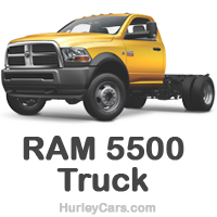 Ram 5500 Pick-Up Trucks For Sale