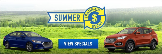 Summer Trade Up Event