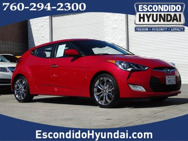 2015 Hyundai Veloster Hatchback For Sale in Escondido, CA