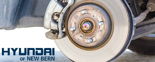 Hyundai Brake Services in New Bern NC