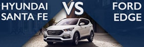 Hyundai Santa Fe vs Ford Edge