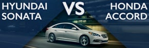 Hyundai Sonata vs Honda Accord