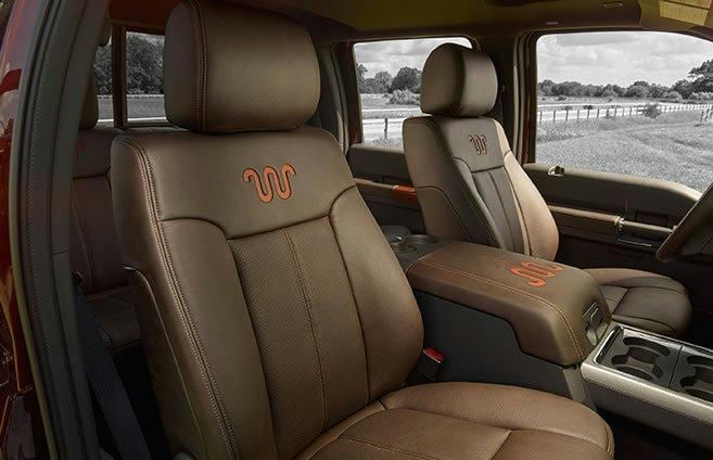 Ford King Ranch®: Bred for Strength and Style
