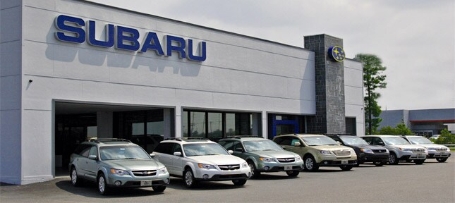 myrtle beach area new subaru used car dealer about hadwin white subaru serving conway. Black Bedroom Furniture Sets. Home Design Ideas