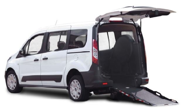 Our Vehicles Are Customized To Match Your Specifications Whether You Need A Van