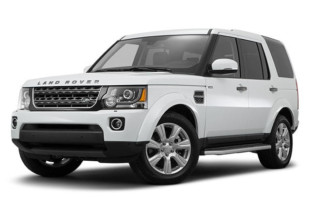 Check Land Rover LR4 Availability