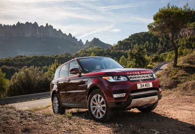 Check Range Rover Sport HSE Availability