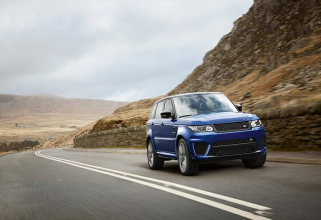 Check Range Rover Sport Dynamic Availability