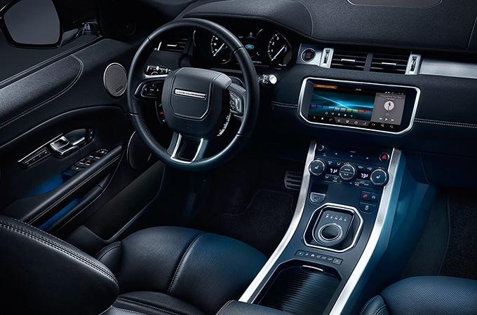 2017 Range Rover Evoque Interior Land Rover Hoffman Estates