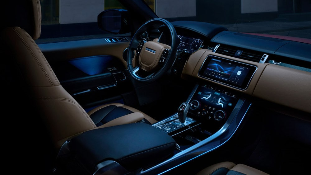 Range Rover Autobiography Black Interior >> Tour the Luxe Interior of the 2018 Land Rover Range Rover Sport