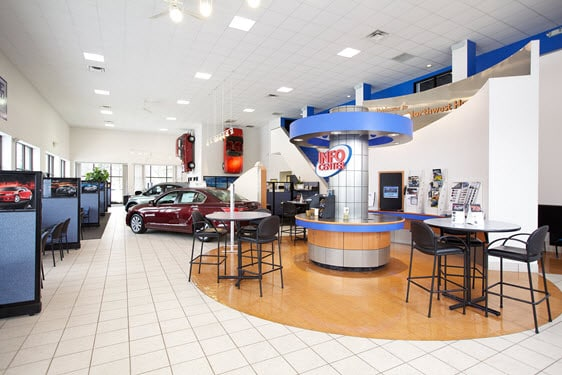 About Germain Honda New Honda Amp Used Car Dealership In