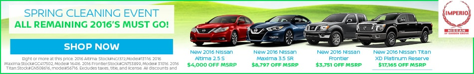 Imperio Nissan of Garden Grove Used Car Dealership