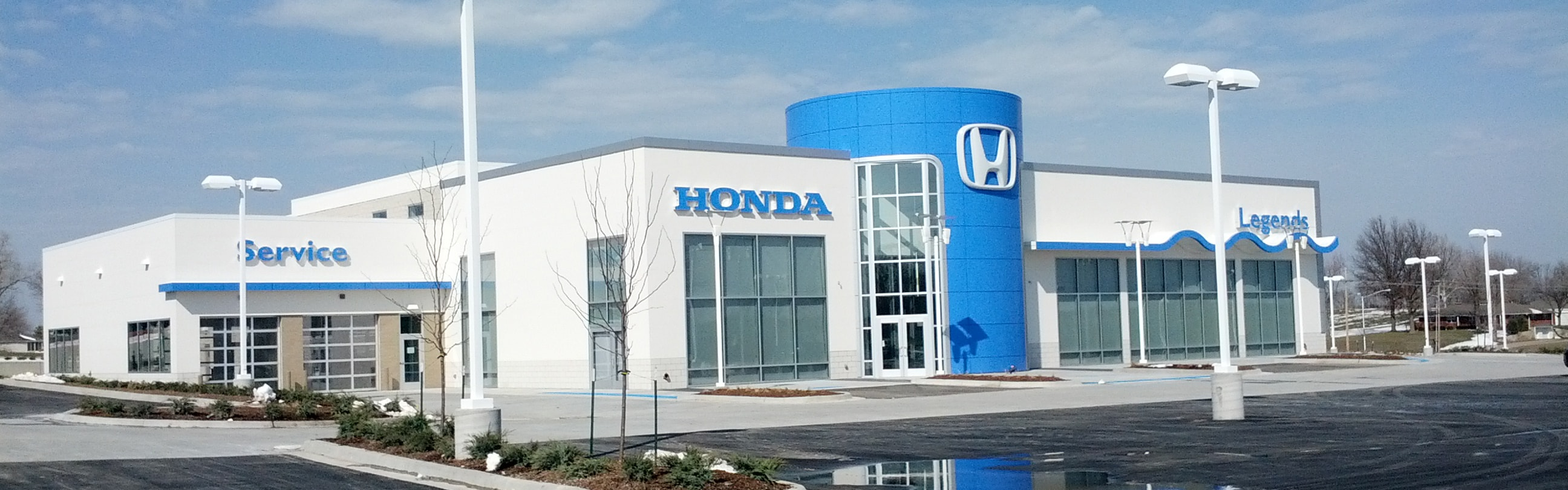 About legends honda honda dealership kansas city ks for Kansas city honda dealers
