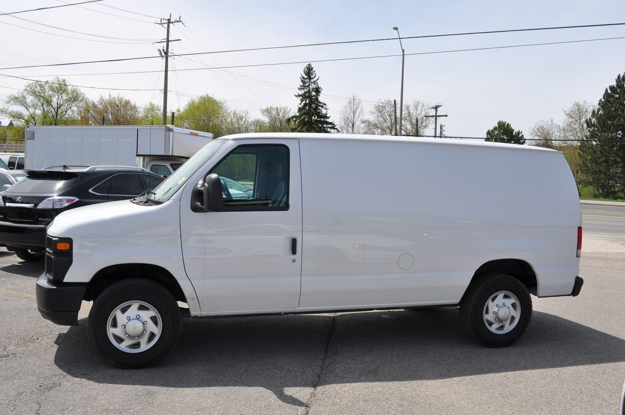 2011 ford e 250 commercial commercial