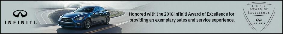New & Used Infiniti Car Dealership in Columbus & Dublin