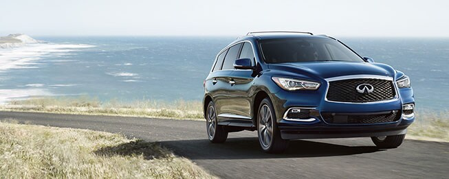 New 2017 INFINITI QX60 for sale in Hardeeville SC