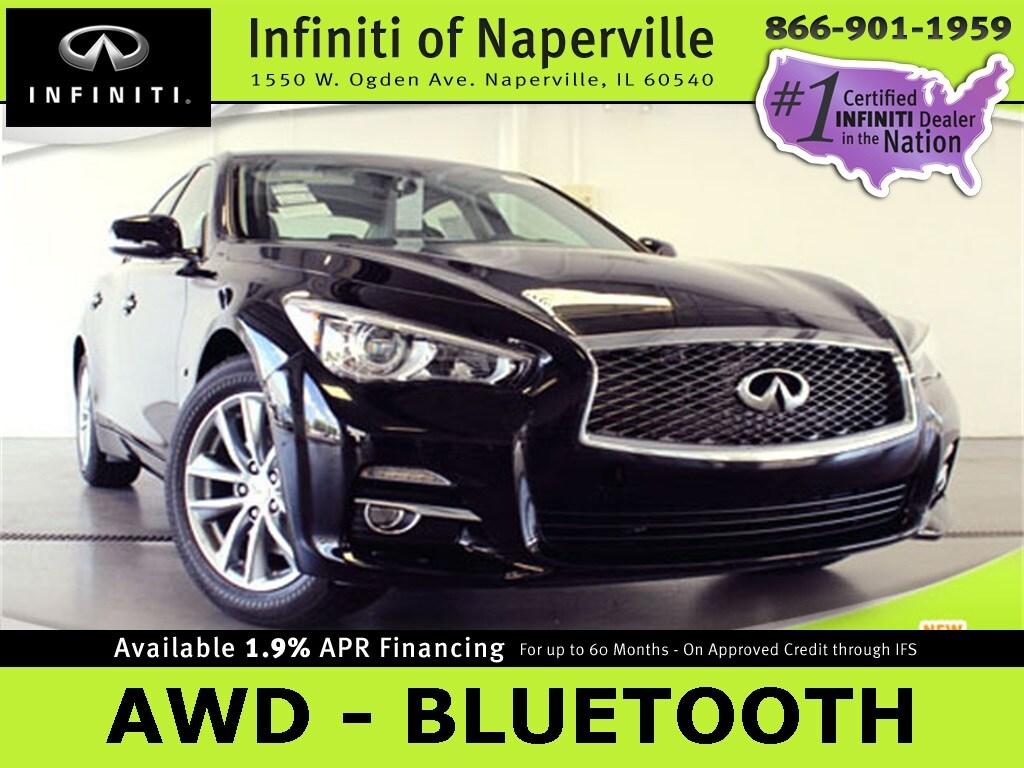 New 2015 Infiniti Q50, $41930