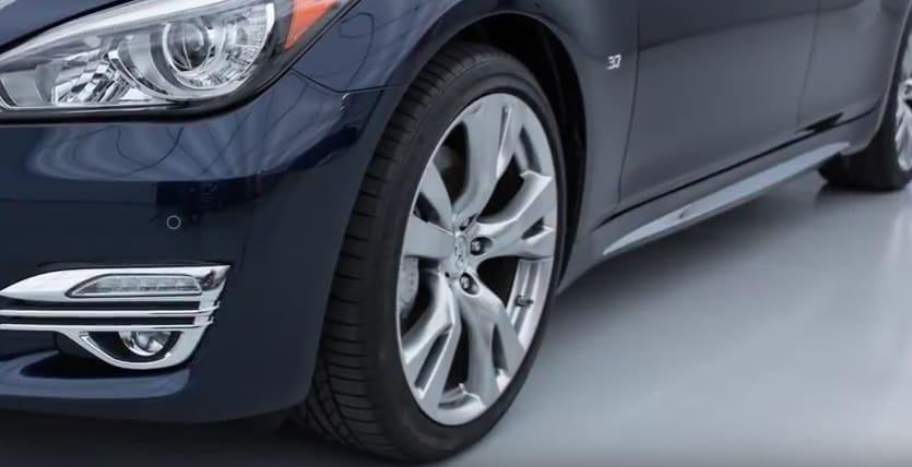 INFINITI Tire Pressure Monitoring