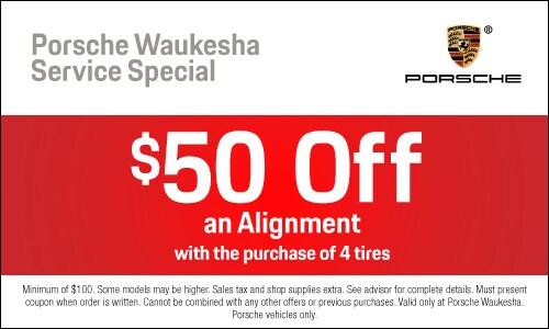 Porsche Waukesha International Autos Luxury Car Service Specials - International autos