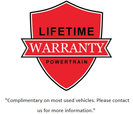 Lifetime Warranty Used