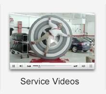 Toyota Service Videos