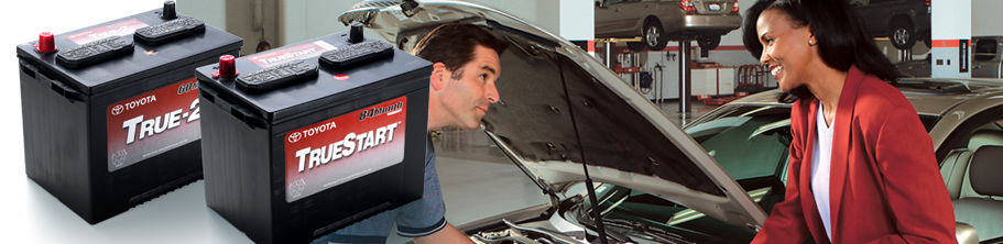 Toyota Car Battery