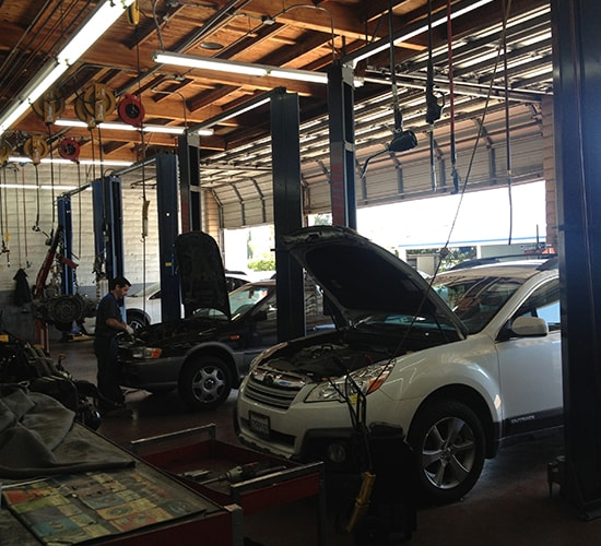 Auto Body Shop Irvine Subaru Orange County Auto Repair - Subaru auto body repair