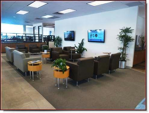 Infiniti of Scottsdale Dealership Remodel Service Lounge