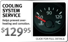 Infiniti Coolant System Flush Coupon Scottsdale AZ