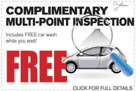 Multi-Point Inspection Specials Springfield MO