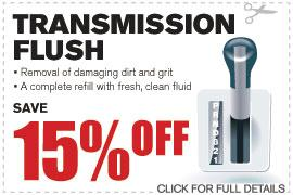 Transmission Flush Specials Springfield MO