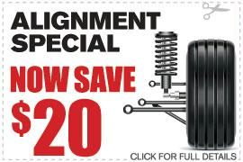 Alignment Special Springfield MO