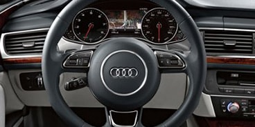 New Audi A6 Test Drive in Upper Saddle River NJ