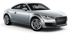 Audi TT Coupe Upper Saddle River NJ