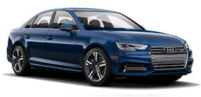 Audi A4 Upper Saddle River NJ